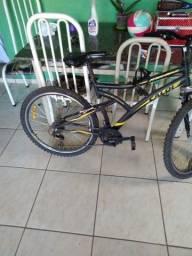 Título do anúncio: Bicicleta Caloi aro 26 toda revisada