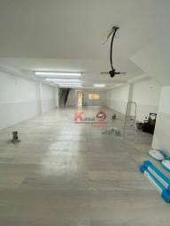 Título do anúncio: Loja Comercial 160m² - José Menino, Santos