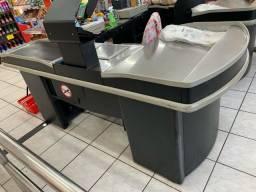 Título do anúncio: 2 Caixas para Supermercados  - Checkout