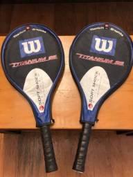 Raquete Tênis Wilson Titanium 26