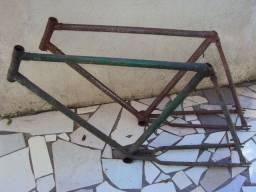 Quadro de bicicleta antiga Göricke aro 26 ( 2 quadros)