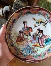 Título do anúncio: Prato japonês decorativo coleção