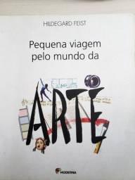 Título do anúncio: Pequena viagem pelo mundo da arte