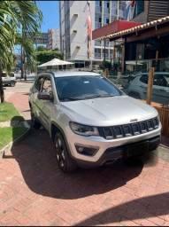 Vendo Jeep compass trailhawk 2017 diesel 4x4