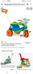 Título do anúncio: Triciclo velobaby passeio