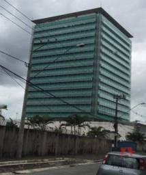 Título do anúncio: Sala, 77 m² - venda por R$ 850.000,00 ou aluguel por R$ 2.000,00/mês - Valongo - Santos/SP