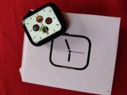 Smartwatch Iwo w26 preto com avaria