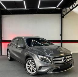 Título do anúncio: Mercedes BenzGLA 200 ADVANCE 1.6 TB 16V GASOLINA A
