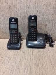 Título do anúncio: Telefone Motorola com Ramal