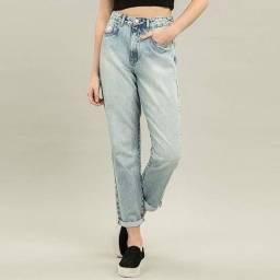 Calça Jeans Mom Lez a Lez