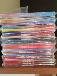 Coleção Mangá Kingdom Hearts