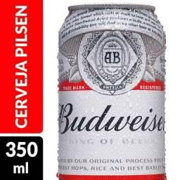 Cerveja Budweiser 350ml Delivery  24h