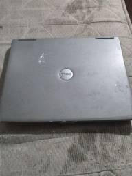 Título do anúncio: Notebook Dell antigo
