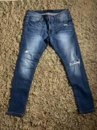 Título do anúncio: Calça Jeans Skinny - Masculino