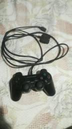 Controle de PlayStation 3 ou 2