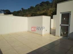Título do anúncio: Cobertura com 2 dormitórios à venda por R$ 365.000 - Recanto da Mata - Juiz de Fora/MG