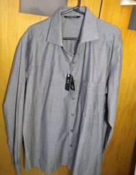 Camisa social berkeley - NOVA - Tam. 5
