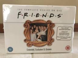 Box DVD Friends Completo Edição de Colecionador - Inglês