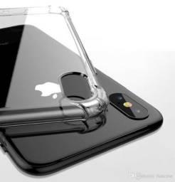 Capa Case Capinha Anti Impacto Silicone TPU - Iphone X / XS