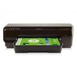 Impressora HP Officejet 7110 A3 colorida
