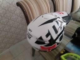 Capacete de motocross Fox