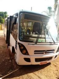 Micro ônibus mercedes bens - 2007