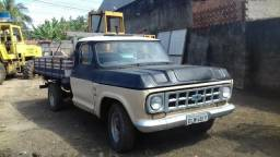Pick up chevrolet A 10 ano 1984 - 1984
