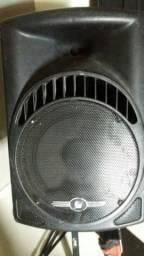 Caixa acústica passiva 150w frahm