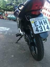 Titan 150 ex 2011 Azul - 2011
