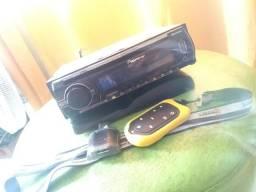 Mix trax pionner deh x6580bt + longa distancia