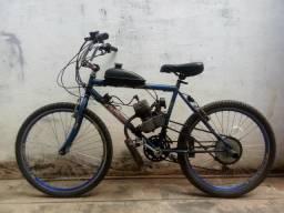 Bicicleta a motor