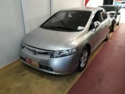 Honda Civic 2007 automático é com a Loury car - 2007