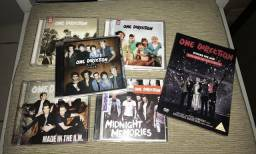 CDs + DVD One Direction