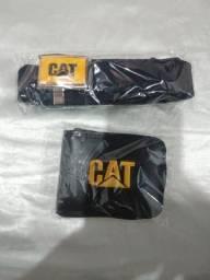 Carteira/cinto Catterpillar