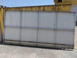 Portão Eletrônico Com Motor (Criciúma)
