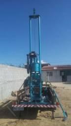 Maquina Abrir Poço Artesiano