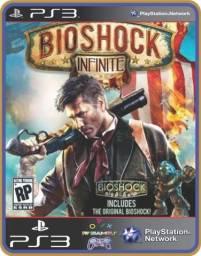 Título do anúncio: Ps3 Bioshock infinite