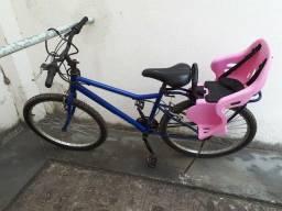 Bicicleta+cadeira+bomba R$ 280