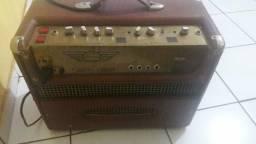 Amplificador de guitarra valvulado