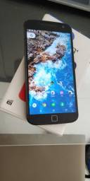 Moto G4 plus com biometria 32gb completo Campina grande