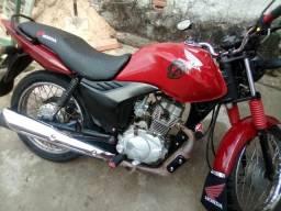 Vende-se uma moto CG 125 fan - 2010