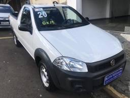 Fiat Strada Hard Working 2020 zero KM - 2020