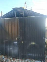 Rancho de latão zincado 3m x 5m