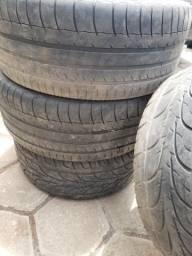 Rodas tsw com pneus