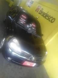 Clio sedan 1.6 barato financia com 2 mil de ent - 2006