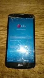 Celular LG K10 Modelo k430