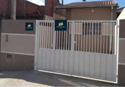 Casa térrea nova de 2 dormitórios- Jardim Nova Alvorada