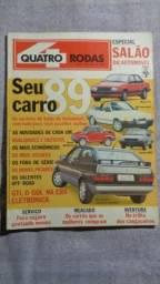Quatro Rodas Outubro 1988