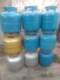 Vendo 9 vasilhame vasio