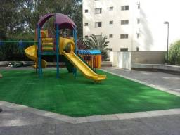 Grama Sintética Ideal Grass 12mm Decorativa
